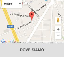 Studio dentistico Molfino. Riferimenti di Milano e Sesto.