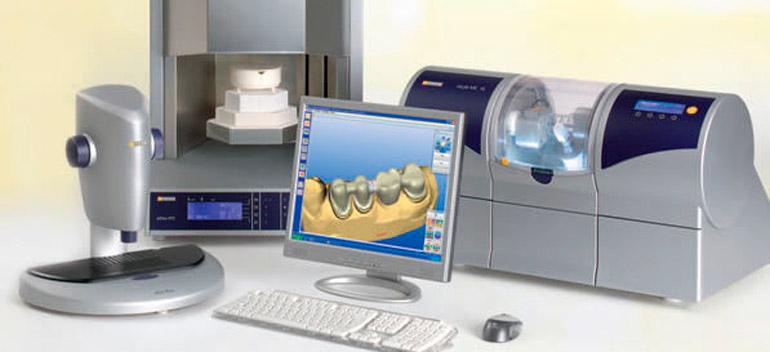 Studio dentistico Molfino. CAD CAM Dentale.