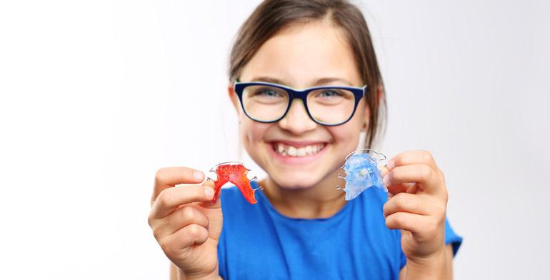 Studio dentistico Molfino: ortodonzia intellettiva per bambini.